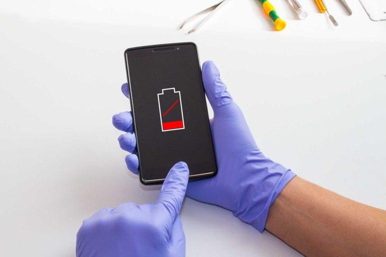 Servis punjenja  i zamena baterija