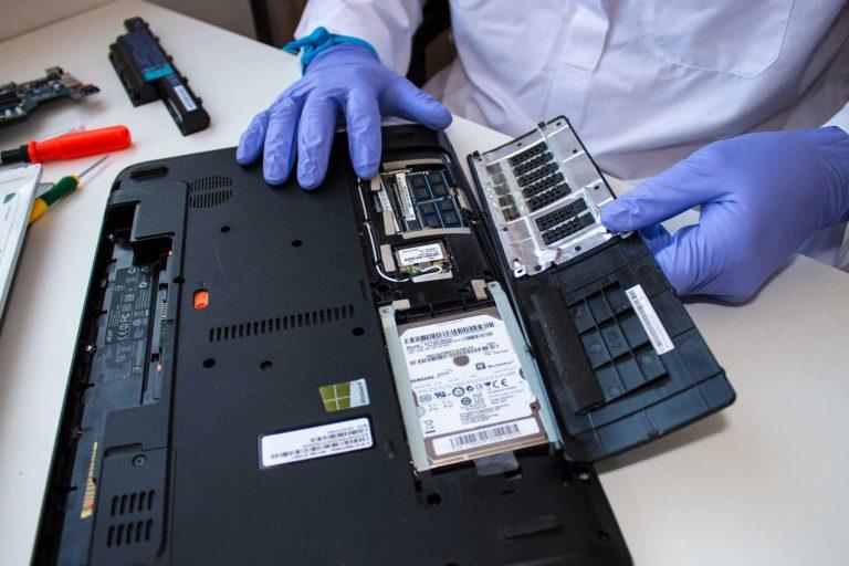 Laptop & PC servis