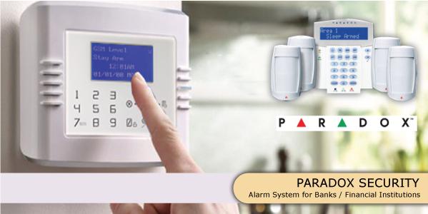 Instalacija alarmnih sistema Paradox